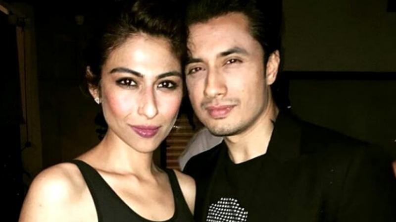Meesha Shafi and Ali Fazal have both worked in Bollywood.