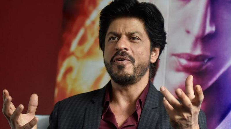 Shah Rukh will next be seen in 'Raees'.