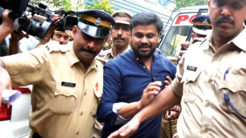 Dileep's membership of film artists association AMMA and FEFKA have also been revoked on Tuesday.