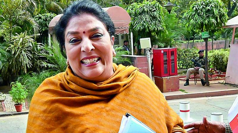 Renuka to move privilege notice to Prime Minister