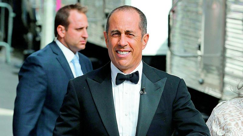 Jerry Seinfeld reportedly being sued for
