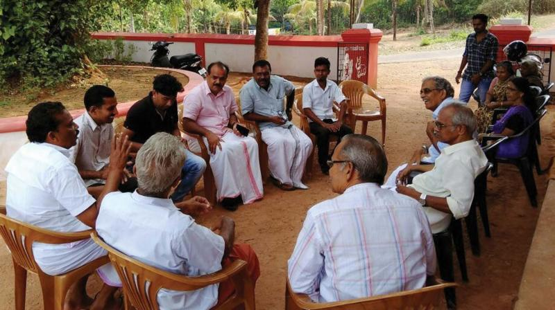Kerala: Muslim gifts pond for Shiva temple