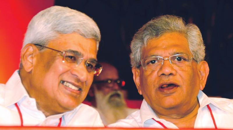 Violence is not policy of CPM but will defend if attacked: Yechury