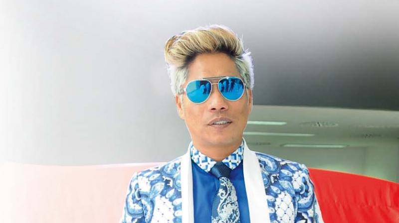 No stunt too daring for him: Peter Hein