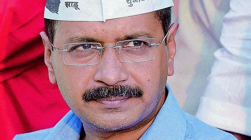 CM Arvind Kejriwal's hunger strike political drama: CAIT