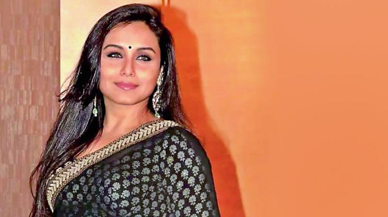 Actors today are pampered: Rani Mukerji