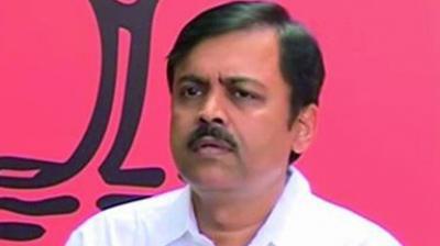 G.V.L. Narasimha Rao.