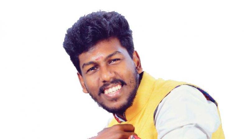 Want to imitate Yesudas' life, not voice: Abhijith Vijayan