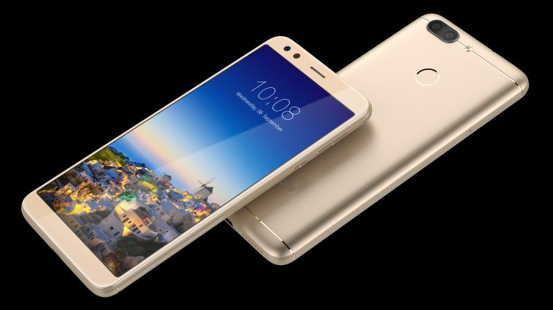 a894791b8 InFocus Vision 3 Pro launched with 4GB RAM