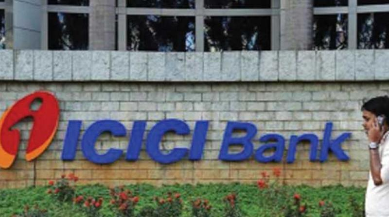 ICICI Bank is the country's largest private lender with total consolidated assets of Rs 11.24 lakh crore at March 31, 2018.
