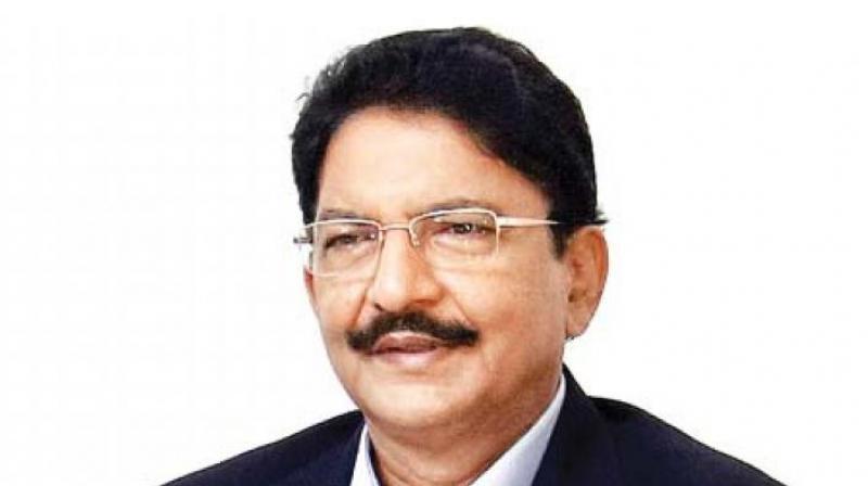 Tamil Nadu ex-Governor CH.Vidyasagar Rao