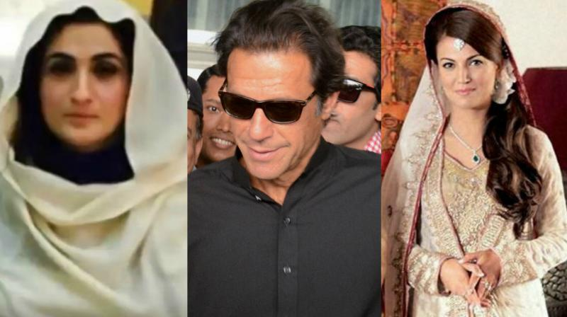 Reham Khan Calls Imran Khan's Marriage With Bushra Maneka 'Political Misadventure'