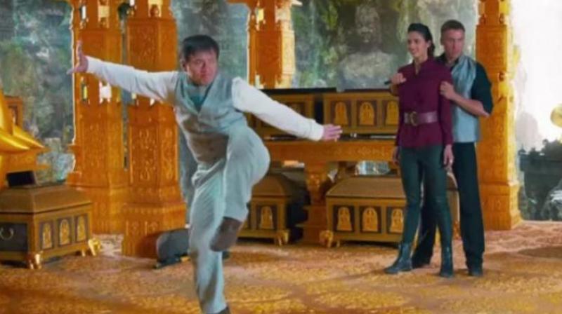 Chan dead jackie Jackie Chan