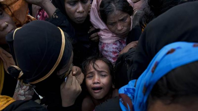 More than 650,000 Rohingya have fled what the UN and others say is a campaign of ethnic cleansing by the Myanmar military. (Photo: AP/Representational)