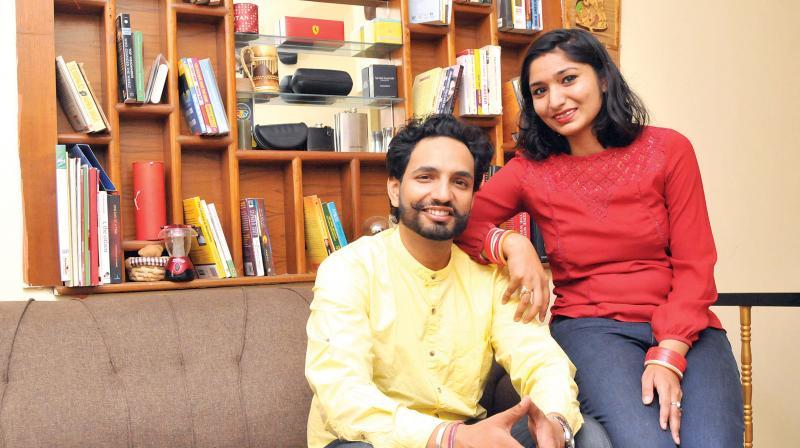 Pancham Cajla and  Shakti Siera