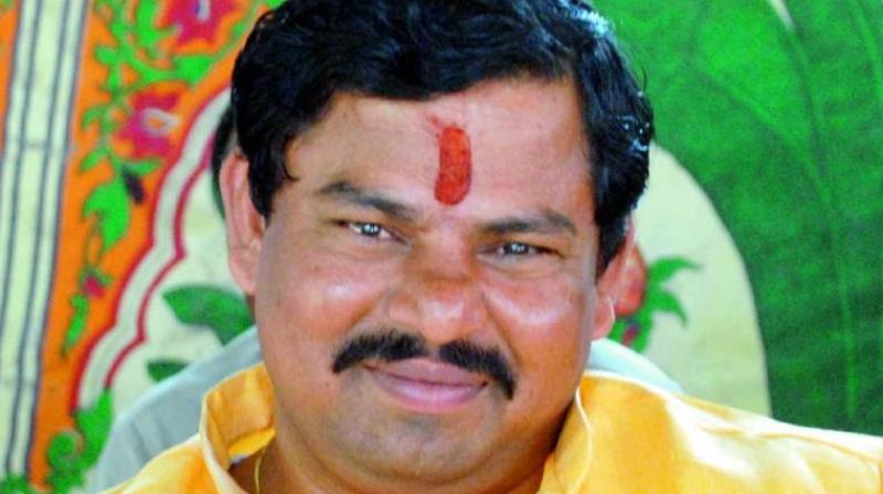 BJP MLA T. Raja Singh