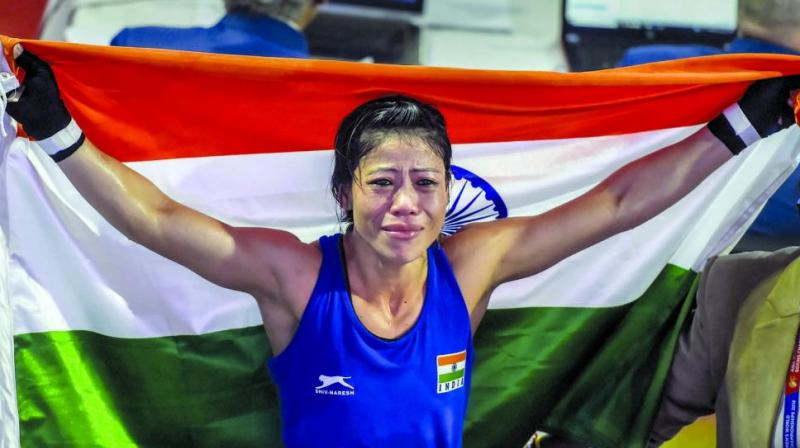 Mary Kom wants it easy