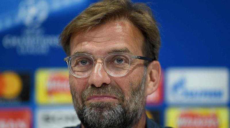 Klopp said his side's semi-final comeback against Barcelona, where they overturned a 3-0 first-leg deficit with a stunning 4-0 victory at Anfield, showed what his players are capable of. (Photo: AFP)