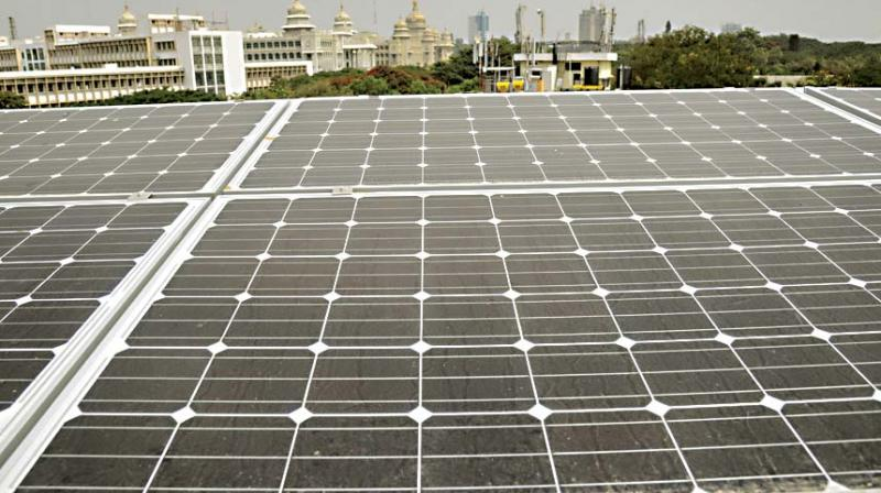 Rathi said the Indian solar industry needs to reduce its dependency on international elements and develop a domestic manufacturing.