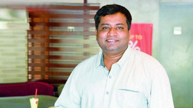 Praveen hopes to be a part of many Telugu projects this year.