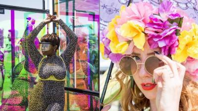 Coachella prides itself on both recognizing rising artists and showcasing splashy headliners (Photo: AFP)