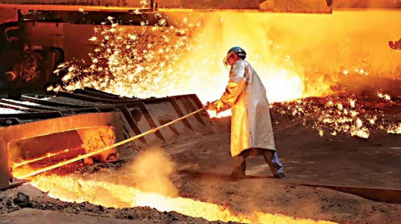 Mr Kumaraswamy is reported to have written to PM Modi, appealing to him to increase the basic customs duty on the iron ore imported by the country as the present low duty of 2.5 per cent encouraged steel players to opt for the imported ore over the local.