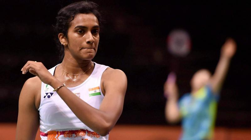 Second-seeded Sindhu is now expected to take on China Open winner Akane Yamaguchi in the next match. (Photo: PTI)