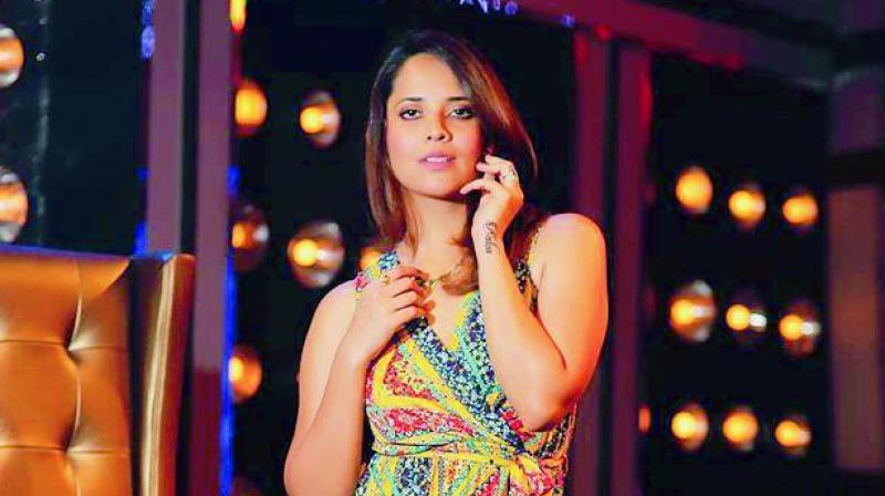 Anasuya has charged high remuneration for this film and the makers expected some good openings, but they are disappointed to see the film's fate.