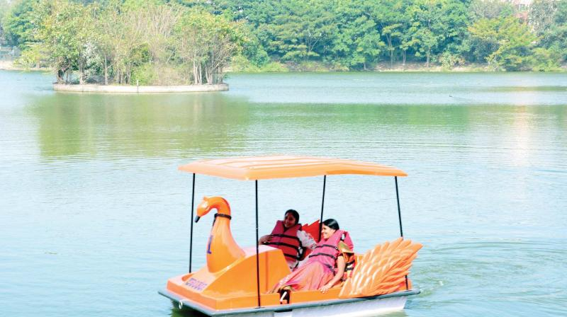 The Water Quality Index (WQI) from April to June released by the Karnataka State Pollution Control Board has confirmed that major lakes such as Madiwala, Jakkur, Sarakki and Puttenahalli have unsatisfactory water quality.
