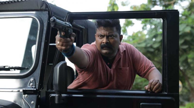 Suttu Pidikka Utharavu movie still.