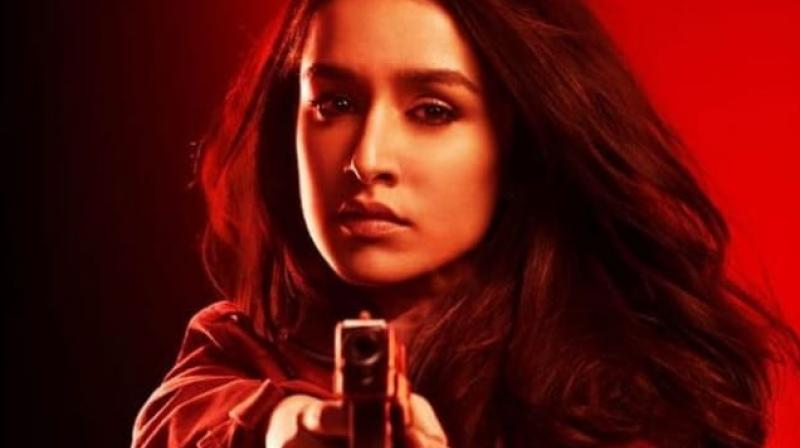 It's an honour for me to represent police: 'Saaho' actor Shraddha Kapoor
