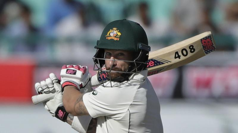 Wade has played 22 Tests and 94 one-day internationals for Australia, but only averaged in the twenties with the bat in both formats has not appeared for a national team since October 2017. (Photo: AP)