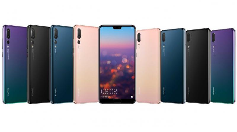 Huawei P20 and P20 Pro make the notch mainstream on Android