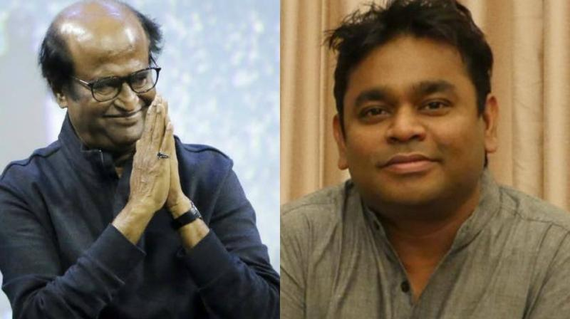 Rajinikanth and A R Rahman's '2.0 will release in April next year.