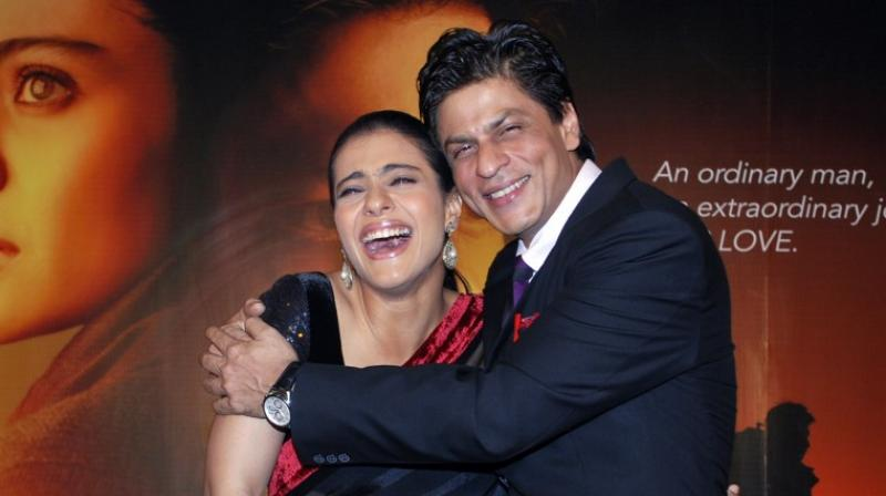 Shah Rukh Khan and Kajol are one of the most-loved pairs in the film industry.