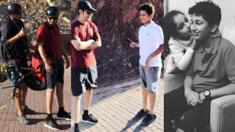 Zighy Diaries Mahesh Babu Relaxes In Style With Family On Their Holiday