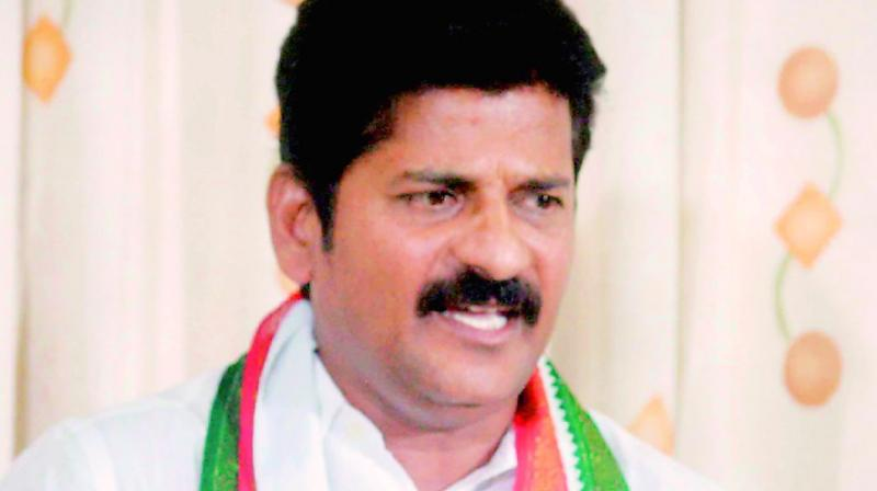 The party has fielded state Congress working president and former MLA A Revanth Reddy from Malkajgiri Lok Sabha seat. (Photo: File)