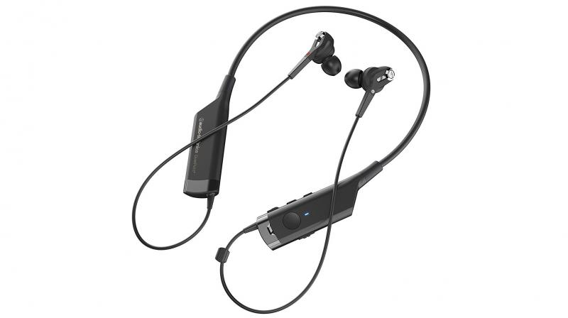 Audio Technica is known for balanced audio quality across its entire range of products and the ANC40BT is no exception.