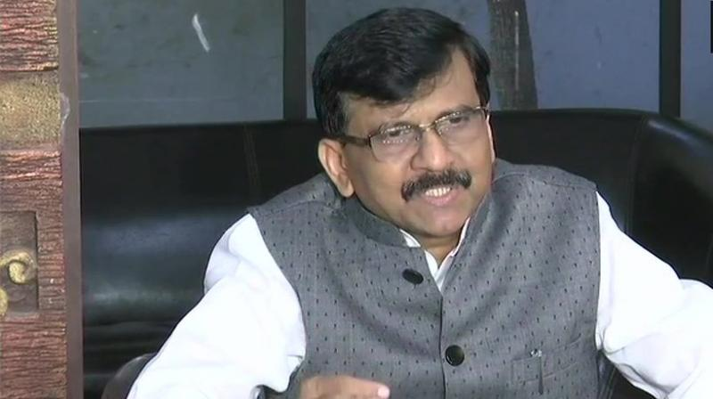 Raut said if the BJP was unwilling to fulfil its promise, then there was no point in staying with the alliance. (Photo: ANI)