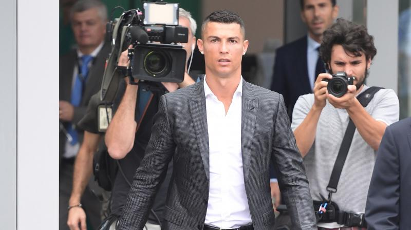 Cristiano Ronaldo accepts two year prison sentence and £12m fine