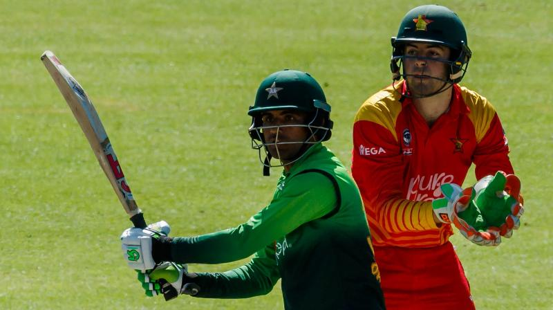 Zimbabwe vs Pakistan 2018, 5th ODI - Statistical Highlights