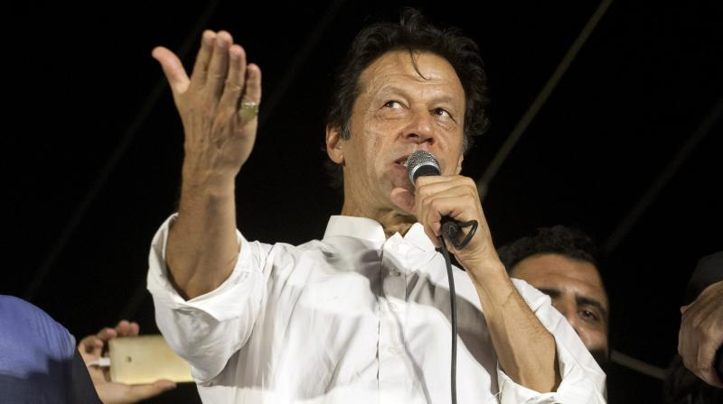 Candidate of Imran Khan's party killed in bombing days before Pakistan election