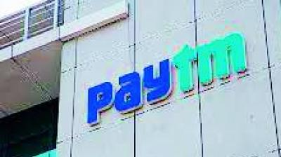 The company plans to expand into insurance, lending and investments and invest 100 billion rupees (USD 1.39 billion) over the next three years to include more users in the country, Paytm said.