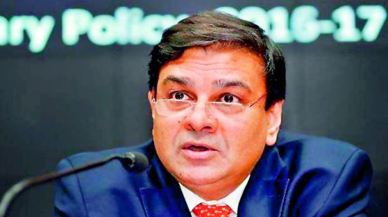 Former RBI Governor Urjit Patel.
