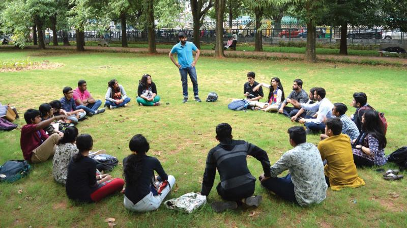 The Sachh Foundation creates awareness on climate change and unites youth of the world