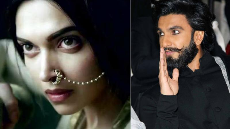 Ranveer-Deepika were seen together in Bhansali's last two outings, 'Goliyon ki Rasleela: Ram-leela' and 'Bajirao Mastani'