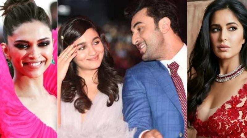 Ranbir Kapoor's 'illustrious' love life involving Deepika Padukone, Katrina Kaif and now Alia Bhatt has always been in the news.