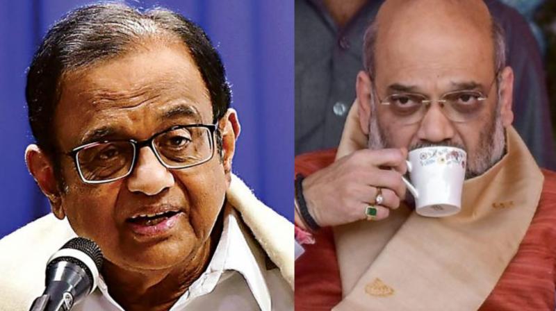 'Laut kar aunga': What Amit Shah said when arrested under Chidambaram