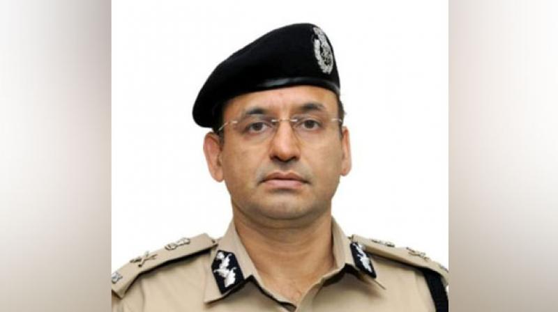 Making the announcement, Additional Director General of Police (Law and Order) Navdeep Singh Virk said on Wednesday that absconding criminals could be one of the biggest challenges for the police in conducting free and fair elections. (Photo: ANI)