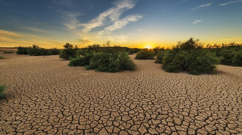 Our water systems are facing multiple problems- climate change is result in drought in one place and heavy rainfall in the next. (Photo: Representational/Pixabay)